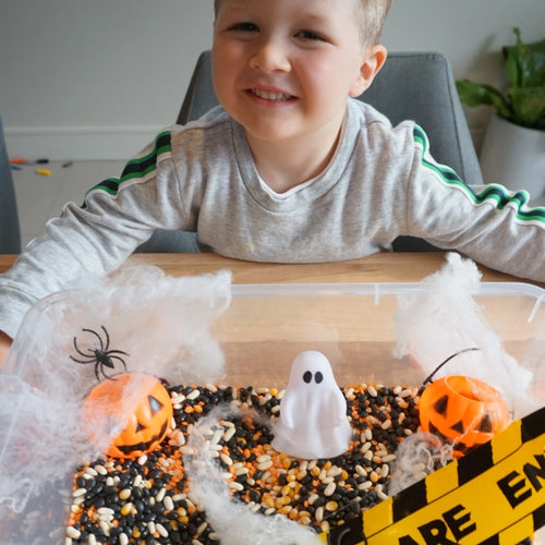 Halloween - Sensory Bin  (Limited Edition)