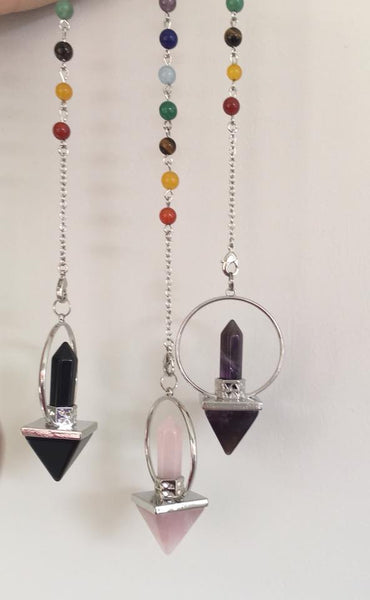 Crystal Protection Pendulum