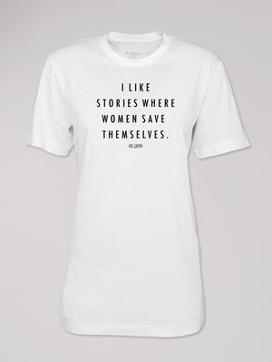 "T-Shirt ""I like stories..."""