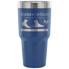 Load image into Gallery viewer, Hidden In God Logo Tumbler - Hidden In God