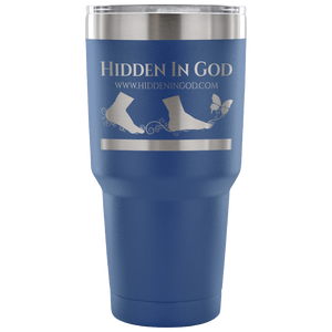 Hidden In God Logo Tumbler - Hidden In God