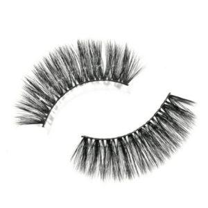 Lavender Faux 3D Volume Lashes - Hidden In God
