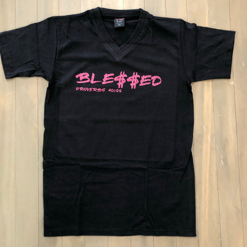 Blessed Tee - Hidden In God
