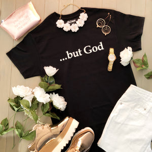 But God Unisex Tee - Hidden In God