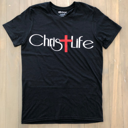 Christ Life Tee - Hidden In God