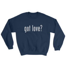 Got Love Signature Sweatshirt - Hidden In God