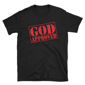 God Approved Tee - Hidden In God