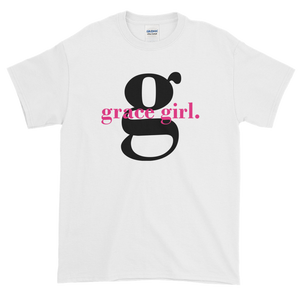 Plus Size Grace Girl Tee - Hidden In God