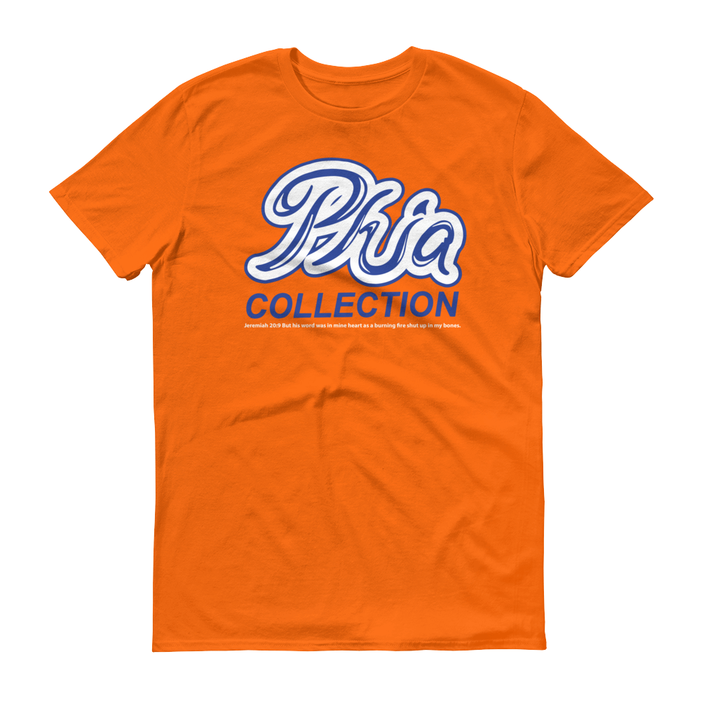Orange-n-Blue PHIA Collection T - Hidden In God