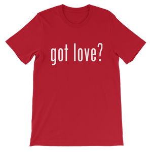 Got Love Tee - Hidden In God