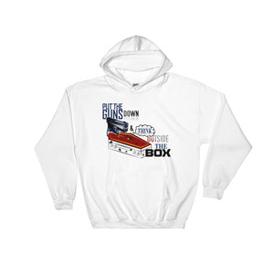 PHIA Think Outside The Box Hoodie - Hidden In God