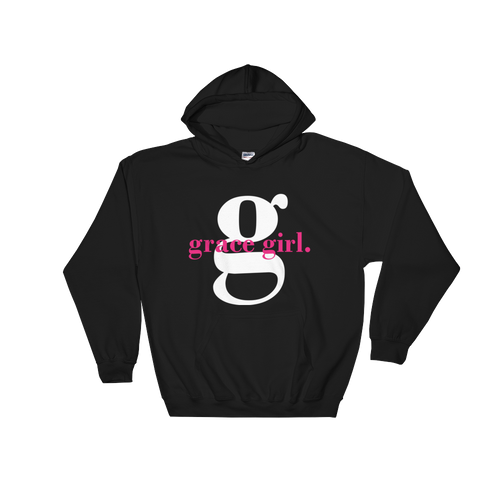 Grace Girl Hoodie - Hidden In God