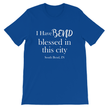 I BEND Blessed PHIA Collection Tee - Hidden In God