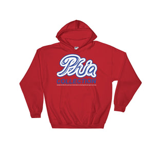 PHIA Blue Print Hoodies - Hidden In God