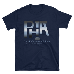 PHIA Collection Law Enforcement Edition Tee - Hidden In God