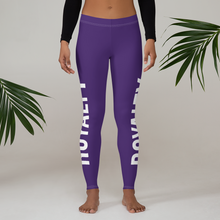 I Am Royalty Leggings - Hidden In God