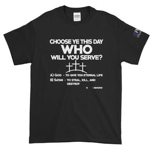 PHIA Choose This Day Shirt - Hidden In God