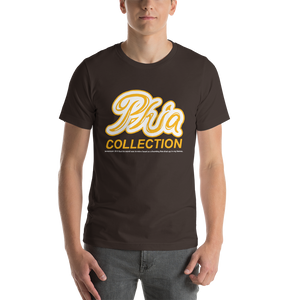 Black-n-Gold PHIA Collection Tee - Hidden In God