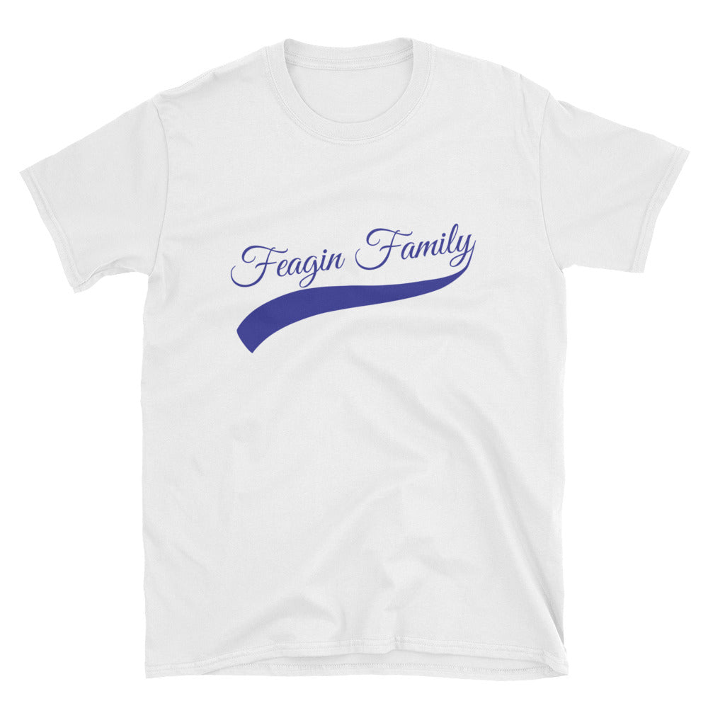 Feagin Family PHIA Collection Tee - Hidden In God