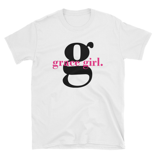 Grace Girl Tee - Hidden In God