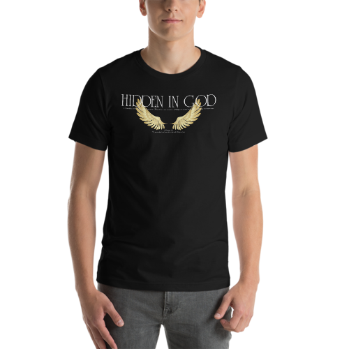 Basic Hidden In God T-shirt - Hidden In God
