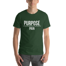 Purpose Over Pain Tee - Hidden In God