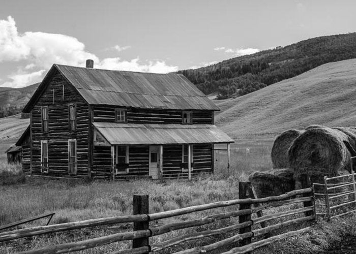 Old farm housse - Aaron Spong