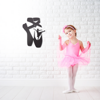 Metal Custom Ballet Name Sign
