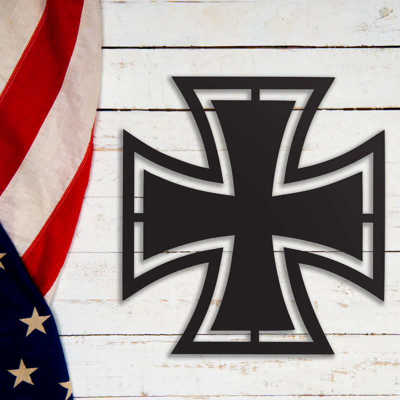 Metal Iron Cross