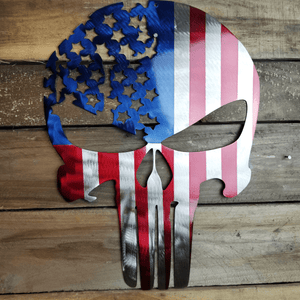 Special Edition USA Punisher Skull