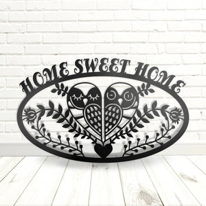 Home Sweet Home Owls