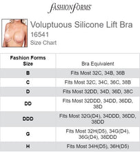 Load image into Gallery viewer, Voluptuous Silicone Lift Bra 16541