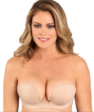 Load image into Gallery viewer, Voluptuous U Plunge Backless Strapless Bra 29710