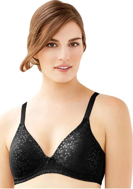 Perfect A Wireless Padded Bra 3010 - Black