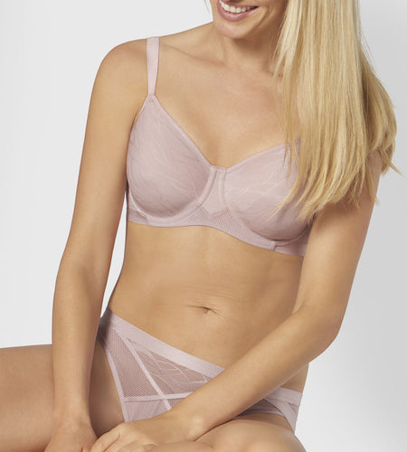 Airy Sensation Minimizer W01 - Mauve Rose