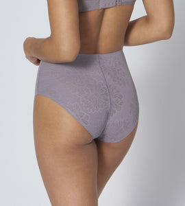 Fit Smart Maxi Brief - Twilight Grey