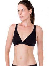 Load image into Gallery viewer, Modaluxe Wireless Soft Cup Bra 8997 - Black