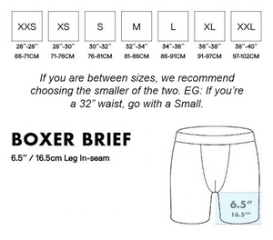 "BN3TH Entourage 6.5"" Boxer Briefs - Go Fish"
