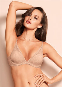 Darling Lace Underwire 90014 - Beige