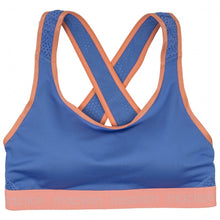 Load image into Gallery viewer, Triaction Wireless Sport Top Pro - Blue/Peach