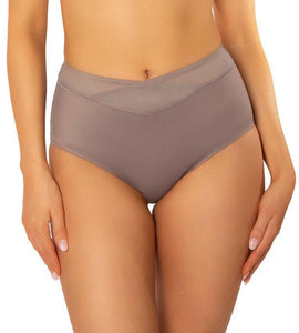 True Shape Sensation Maxi Brief - Pigeon Grey