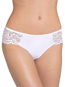Modern Finesse Tai Brief - White