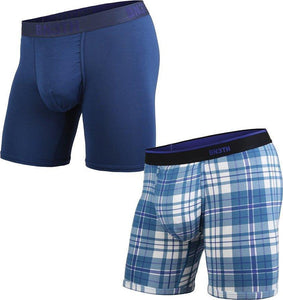 "BN3TH Classic 6.5"" Boxer Brief 2 Pack - various"