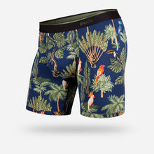 "Load image into Gallery viewer, BN3TH 6.5"" Classic Boxer Brief - Birds Navy"
