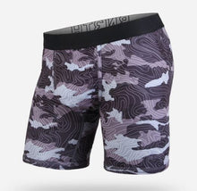 "Load image into Gallery viewer, BN3TH Entourage 6.5"" Boxer Briefs - Camo Black"