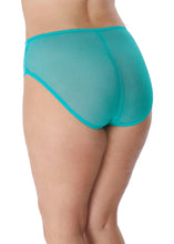 Load image into Gallery viewer, Charley High Leg Brief - Tahiti