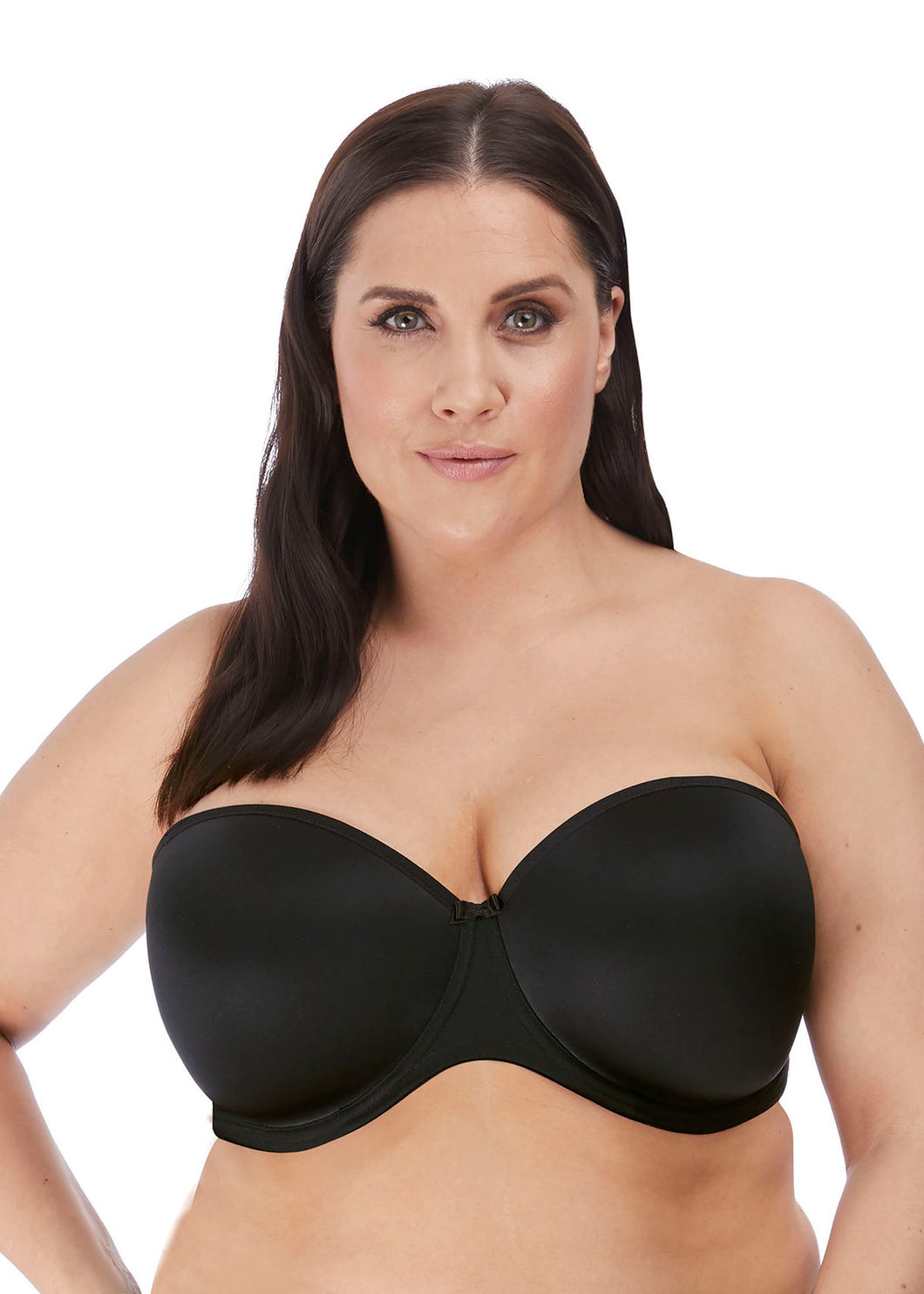 Smooth Moulded Multiway Strapless Bra 4300 - Black