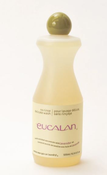 Large Eucalan No Rinse Delicate Wash - 500mL