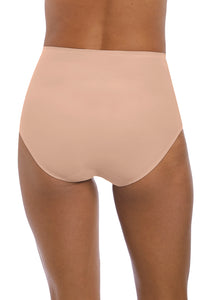 Smoothease Invisible Stretch Full Brief - Beige