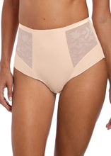 Load image into Gallery viewer, Illusion High Waist Brief FL2988 - Beige
